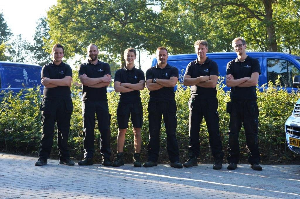 Tuinonderhoud door Team Ronny Kroeze
