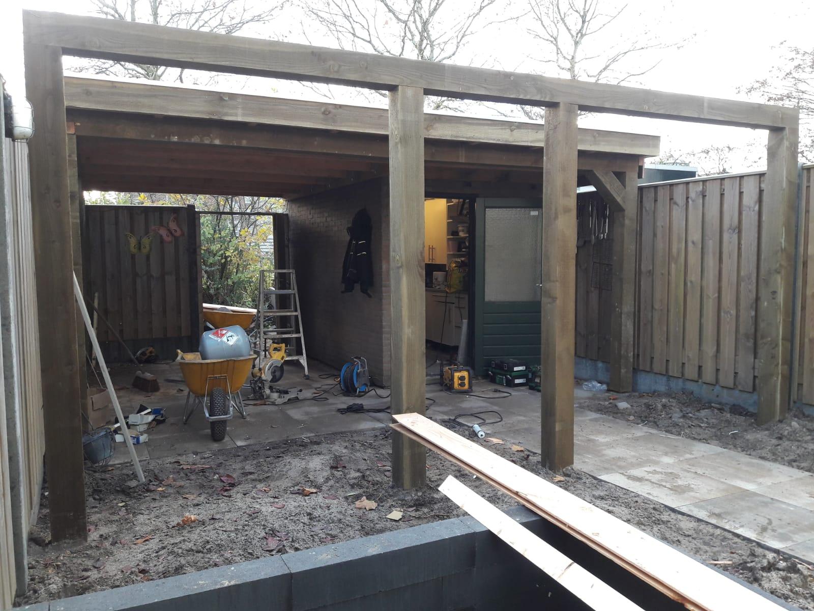 Renovatie Tuin Hoofddorp