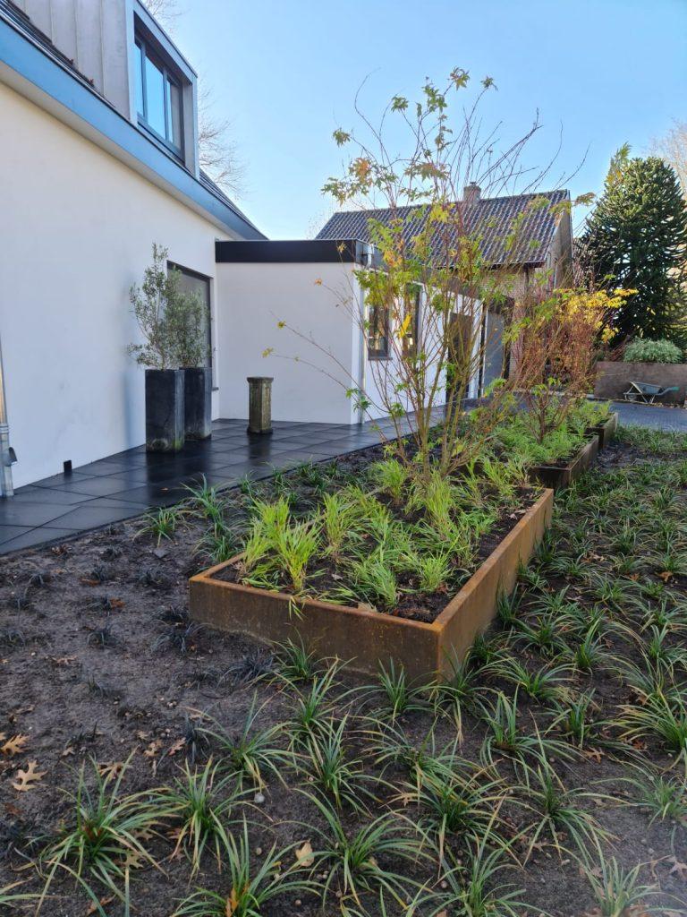 Complete tuinrealisatie Barneveld